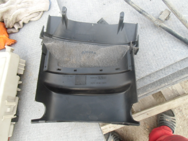 Обшивка салона Ford Focus 2 2005-2008 на Ford Focus 2